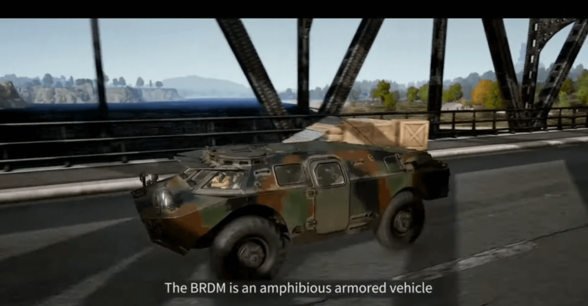 Pubg Mobile upcoming update-BRDM
