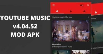 youtube music premium apk mod