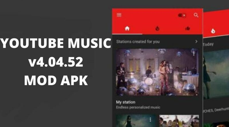 youtube music premium apk mod